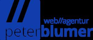 web//agentur peter blumer